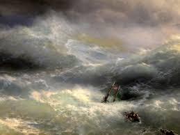 peinture de bord de mer les peintres et la mer escale de nuit