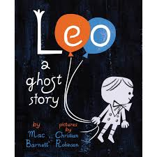 ghost writing book spirit halloween leo a ghost story by mac barnett