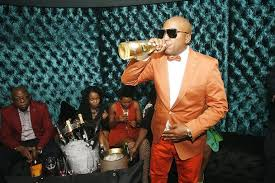 Kenny Kunene too broke to be blesser anymore   Blesserfinder