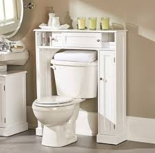 Bathroom Storage Shelves Over Toilet by Amazon Com Weatherby Bathroom Over The Toilet Storage Cabinet