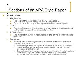 APA Style Research Paper Template   AN EXAMPLE OF OUTLINE FORMAT     Essay Title Page For An Essay Eassy papers