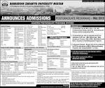 Admission Postgraduate 2013 Date announced , NTS Registration form ... bzupages.net