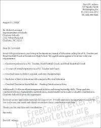 teaching job cover letter   cover letters for teaching positions happytom co