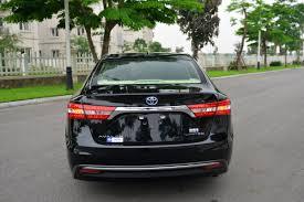 xe lexus bao nhieu tien toyota avalon giá 2 6 tỷ đồng đắt hơn lexus es250 tại việt nam