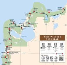 Us Map Michigan by Sleeping Bear Heritage Trail Sleeping Bear Dunes National