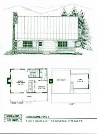 1 Bedroom Modular Homes Floor Plans by Log Home Floor Plans Log Cabin Kits Appalachian Log Homes