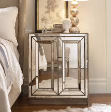 bedroom inspiring bedroom storage ideas with nightstands ikea mirrored nightstands ikea on dark pergo flooring for