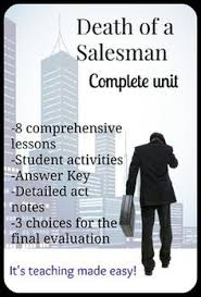 English  Assessment and Student on Pinterest Pinterest Death of a Salesman Bundled Unit description   Now with a PDF version of the play  Level   grades    and    This unit has been conceived with the teacher in