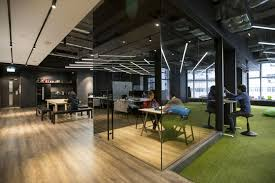 Hong Kong Warehouse Converted To Creative Office Space Http - Warehouse interior design ideas