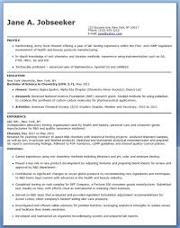 This free entry level chemistry resume sample can be used in your job search to start improving your results