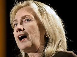 ... Hillary Clinton und ihre pakistanische Kollegin Hina Rabbani Khar ... - SDA-US-Aussenministerin-Hillary-Clinton-Gemueter-Pakistan