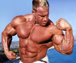 steroide man