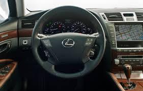 2007 lexus ls 460 interior lexus ls460 steering wheel photo 37470695 automotive com