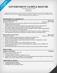 Pinterest     The world     s catalog of ideas Government Resume Format         http   topresume info