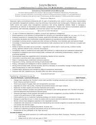 Resume Sample Format For Seaman by Logistic Manager Resume Sample Resume For Your Job Application