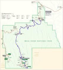 Lake Powell Map 19930624 Mesa Verde Lake Powell Capitol Reef