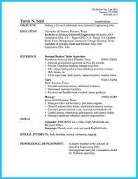 Resume Sample Pdf by One Of Recommended Banking Resume Examples To Learn