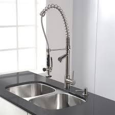kitchen pre rinse faucet professional kitchen faucets rinsing
