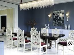 dining room magnificent dining room with glowing ceiling decor