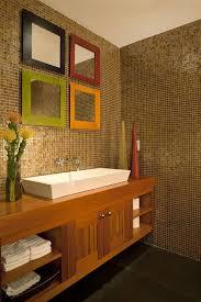 pleasing trough sink bathroom remodeling ideas with towel rings