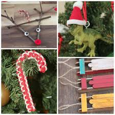 boy approved christmas ornaments for kids to make