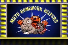 BCPSTV Math Home Work Helpers