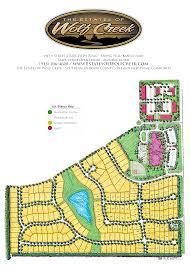 interactive plat map estates of wolf creek