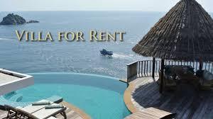 koh tao resort villa villa sabai jai eagle villa youtube