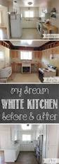 my dream white kitchen u2013 glorious treats
