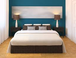 bedroom bedroom best paint color blue white wall king size bed