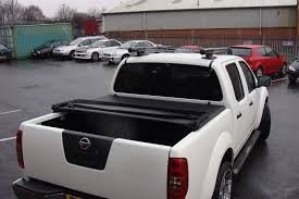 nissan frontier hard bed cover ford ranger 2006 2012 tri fold tonneau cover direct 4x4