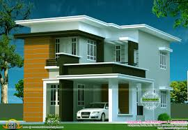 Home Interior Design Kerala by 4 Bedroom Contemporary Flat Roof Home Design Kerala Home Design