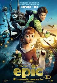 Epic: El reino secreto (2013) [Latino]
