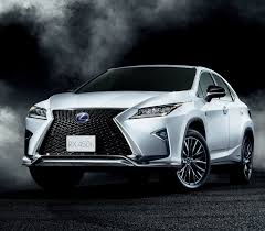 lexus harrier new model all new lexus rx debuts in japan with 2 liter turbo and hybrid