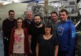 Gruppe Ionenstrahlanalytik am Helmholtz Institut Freiberg f  r