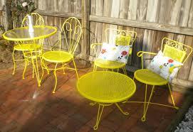 Spray Painting Metal Patio Furniture - outdoor furniture paint colors modrox com