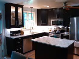 Beautiful Kitchen Cabinets by Kitchen Brown Marble Countertop White Wood Kitchen Cabinet Brown