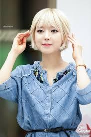 i really love choa u0027s haircut i think i want to try it not blonde