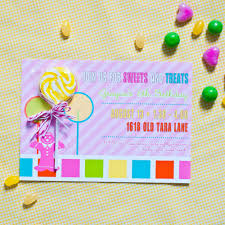 Retirement Function Invitation Card Candyland Party Invitations Theruntime Com