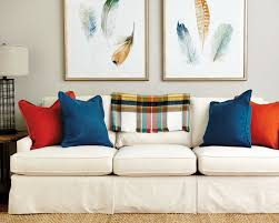 Large Sofa Pillows Back Cushions by Guide To Choosing Throw Pillows How To Decorate