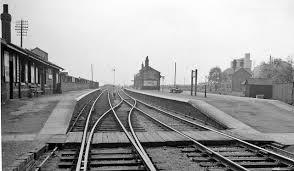 Bardney railway station