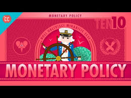 Fynance com   All things money  Rutgers admission essay help  This week on Crash Course Economics  we     re talking about monetary policy  The reality of the world is that the United States
