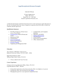 Cover Letter For Receptionist Post   Free Resume Builder That I       cover
