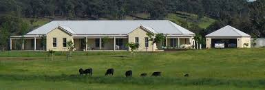 Farmhouse Kit Paal Kit Homes Steel Frame Homes Paal Kit Homes Australia