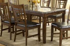 marble top dining table rectangular home and furniture