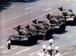 """The """"Tank Man"""""""