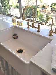 Farm Sink Kitchen Slim Lined Farmhouse Sink This One Is The 30