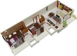 floor plan for 1200 sq ft apartment