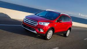 Ford Escape Sport - what you need to know about the 2017 ford escape