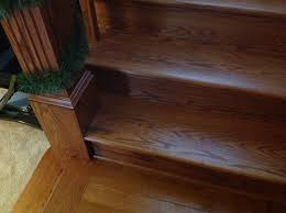 Home Hardware Stair Treads by Traditional Red Oak Stair Treads And Risers Detail Staircases
